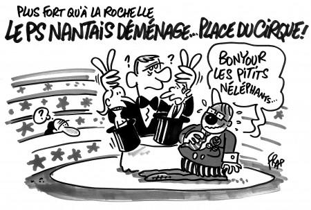 Un FRAP du 5 septembre 2008 (paru dans Ouest-France)