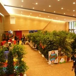 La salle festive de Nantes Nord aménagée pour LUDONORD par les Centres ACCOORD