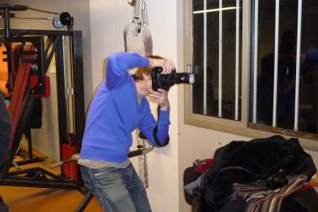 Un avatar du photographe devant un avatar du photographe... Je me fais bien comprendre ?