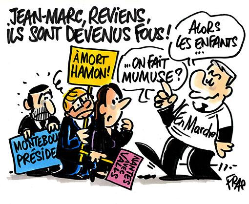 dessin de FRAP du 26-1-2017 - PresseOcean.fr